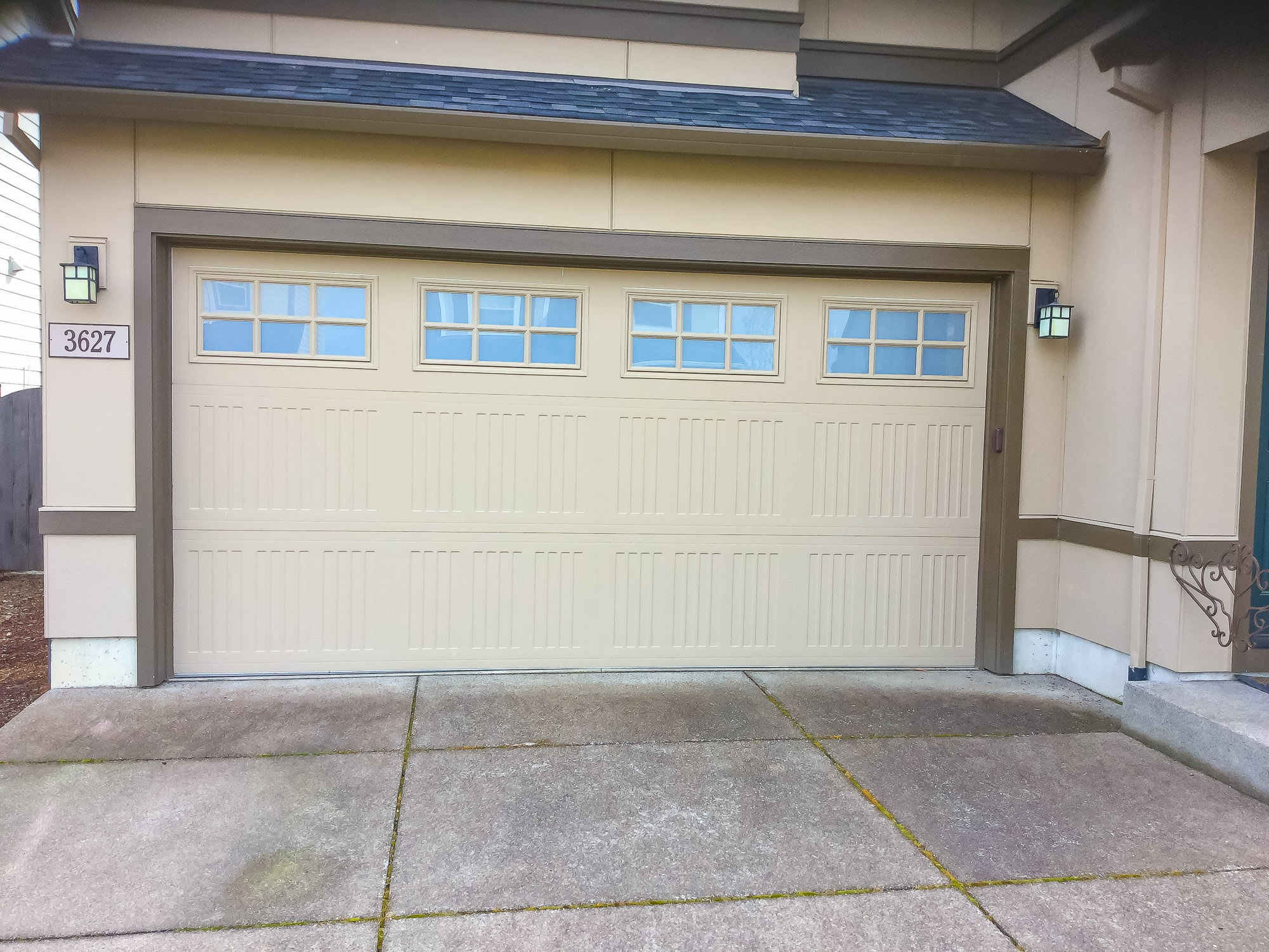 Garage Doors and Automatic Gates in Corvallis Oregon-11