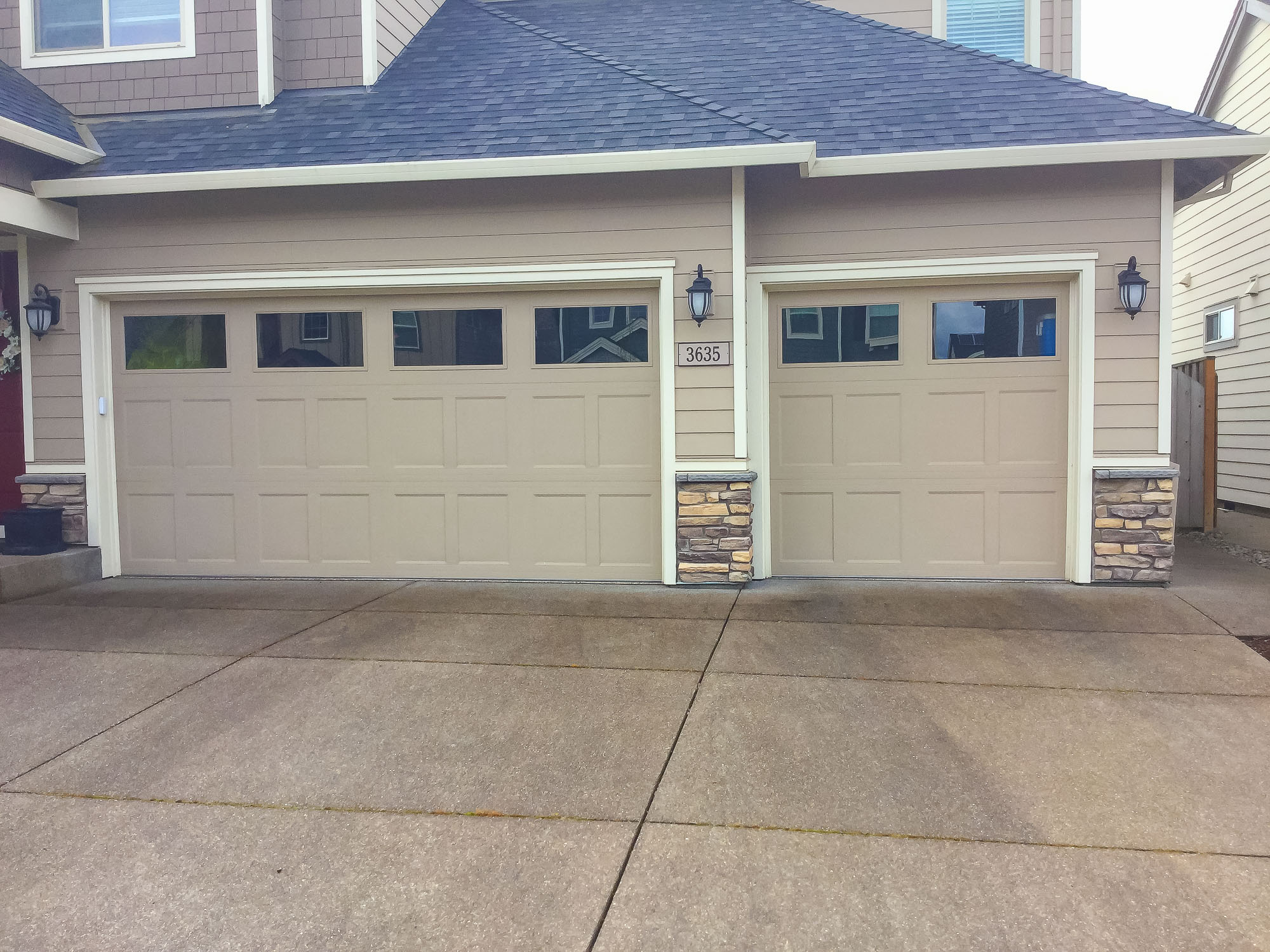 Garage Doors and Automatic Gates in Corvallis Oregon-16