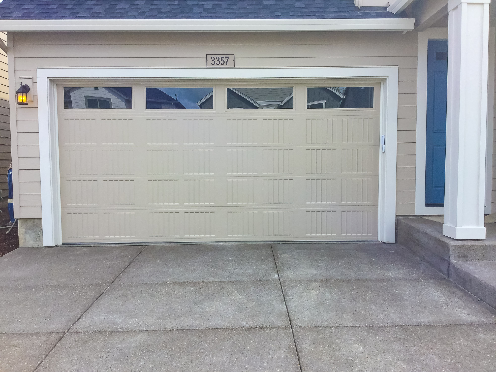 Garage Doors and Automatic Gates in Corvallis Oregon-22