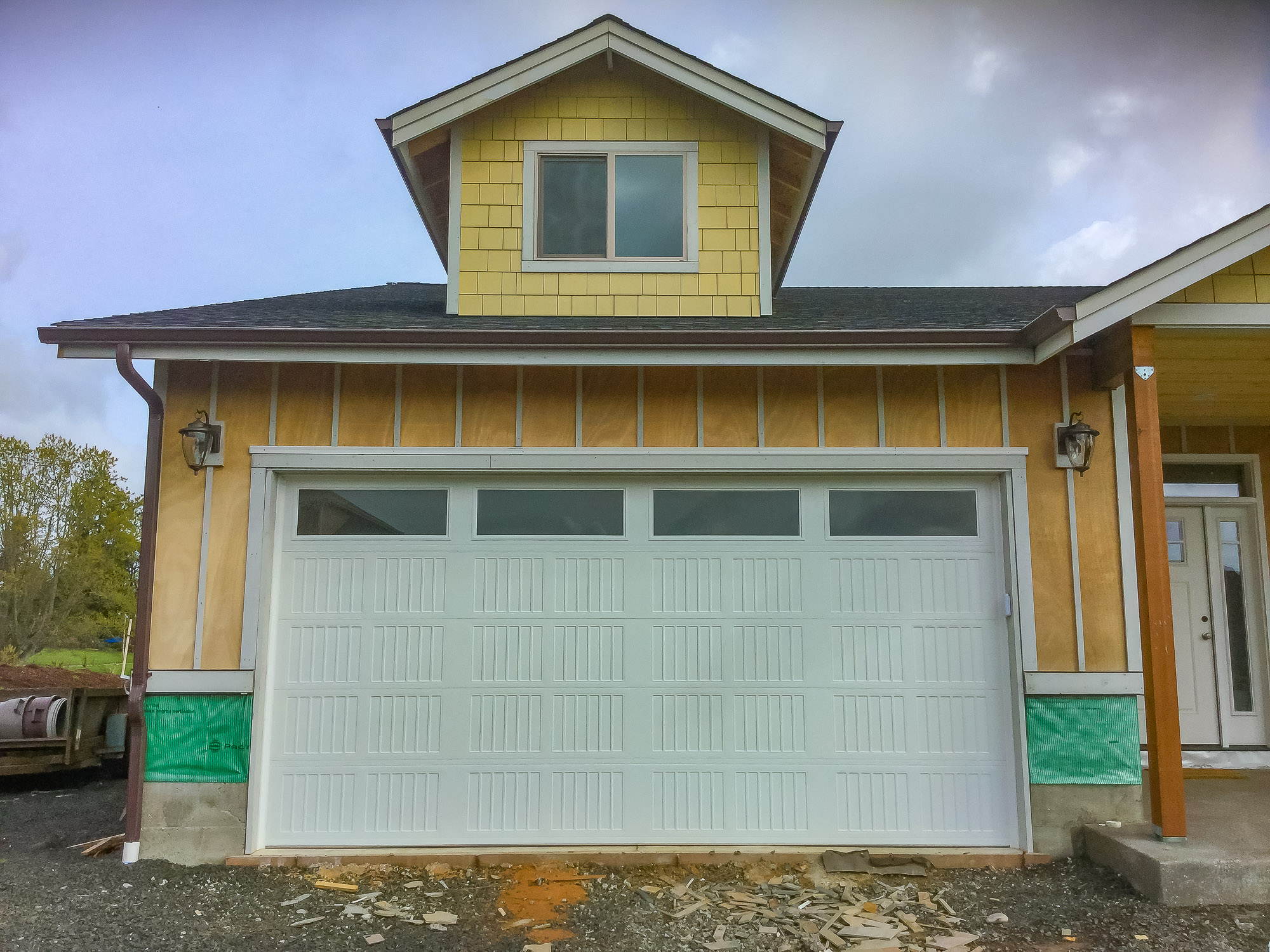 Garage Doors and Automatic Gates in Corvallis Oregon-5