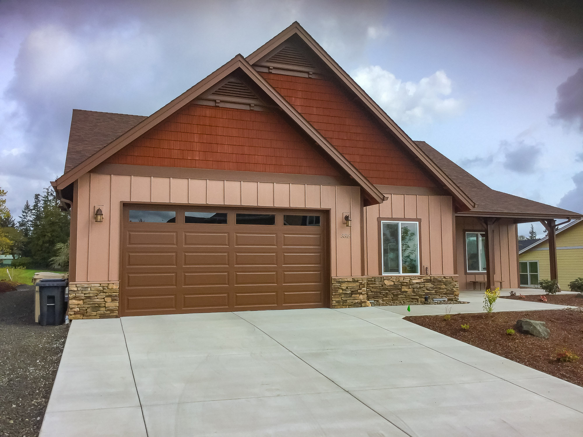 Garage Doors and Automatic Gates in Corvallis Oregon-6