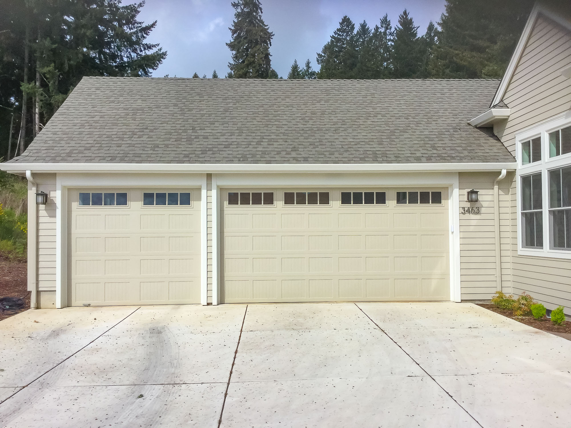 Garage Doors and Automatic Gates in Corvallis Oregon-8