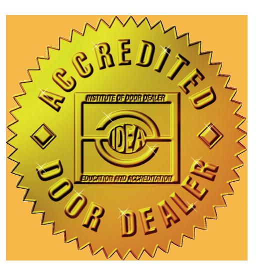 IDEA Accredited Dealer